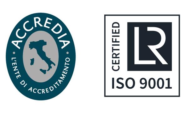 Ente con Sistema di Gestione per la Qualità certificato